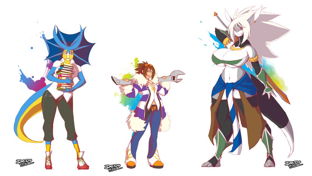 """Advent Group Female 01"""