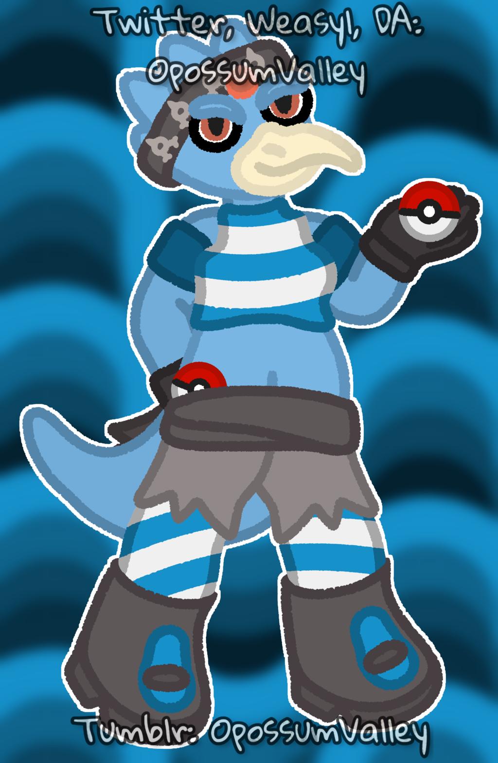 Aqua Avian
