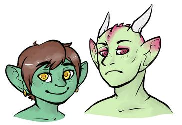 Goblin Buddies