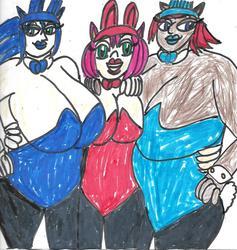 Sonic Bunnies 2