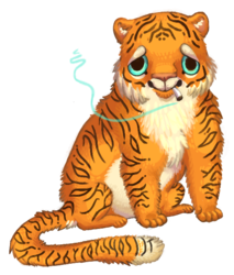 Painted Tiger