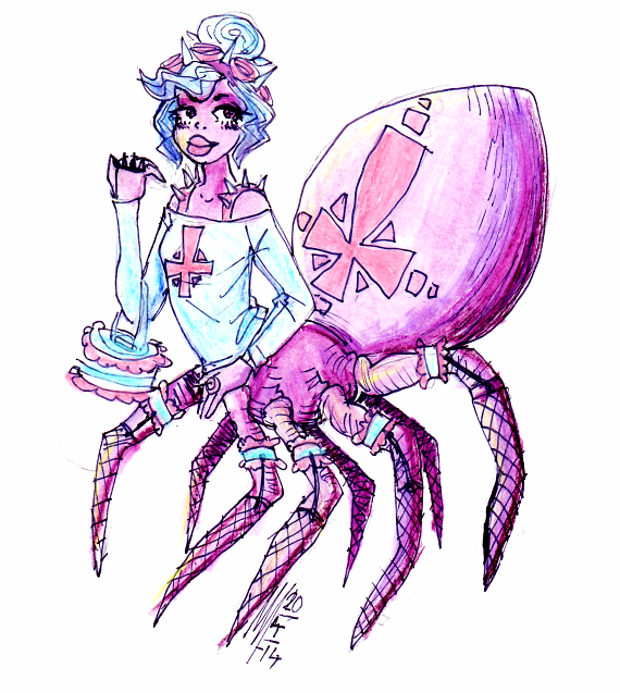 6. Spider Girl