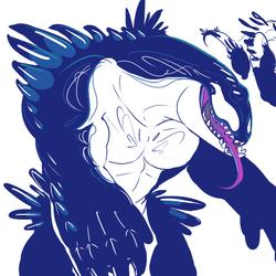 Nudibranch Symbiote 2