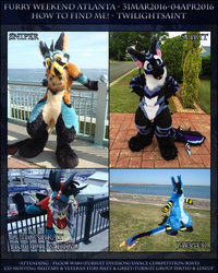 FWA 2016 - How to Find Me!