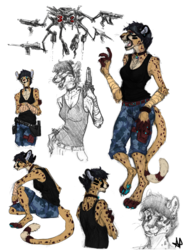 Lola Sketchpage