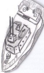 """DE """"Dolphin"""" Search and Rescue Ship"""