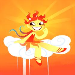 The Sun Maiden