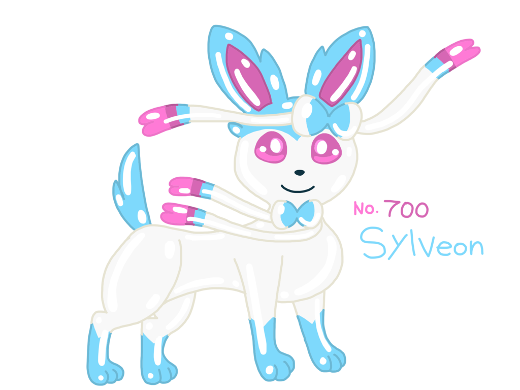 Sylveon (Shiny)