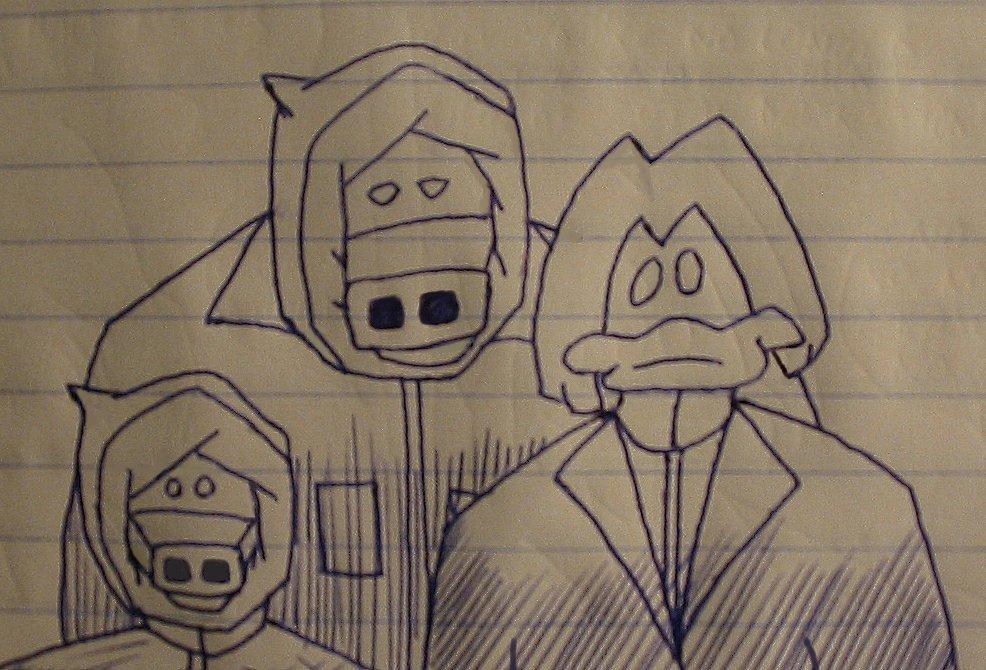 Most recent image: Diablo's Family
