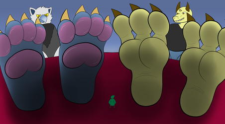Paw Choices [MACRO MARCH 2021]