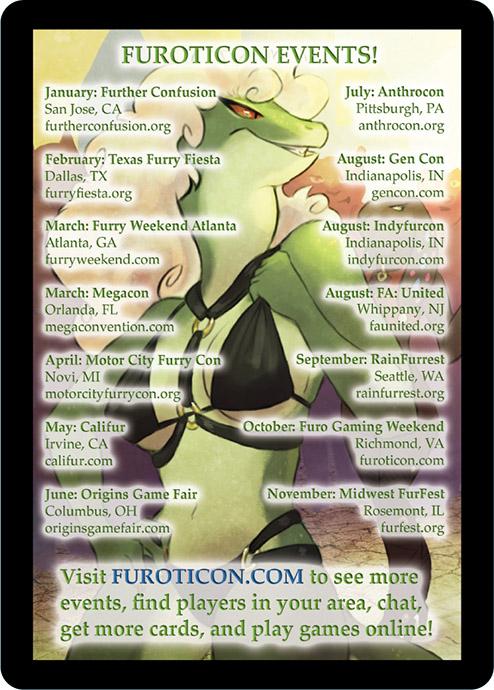 Featured image: [FUROTICON] Come play Furoticon! 2014 schedule!
