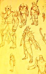 Sketch Dump 2 pt 13