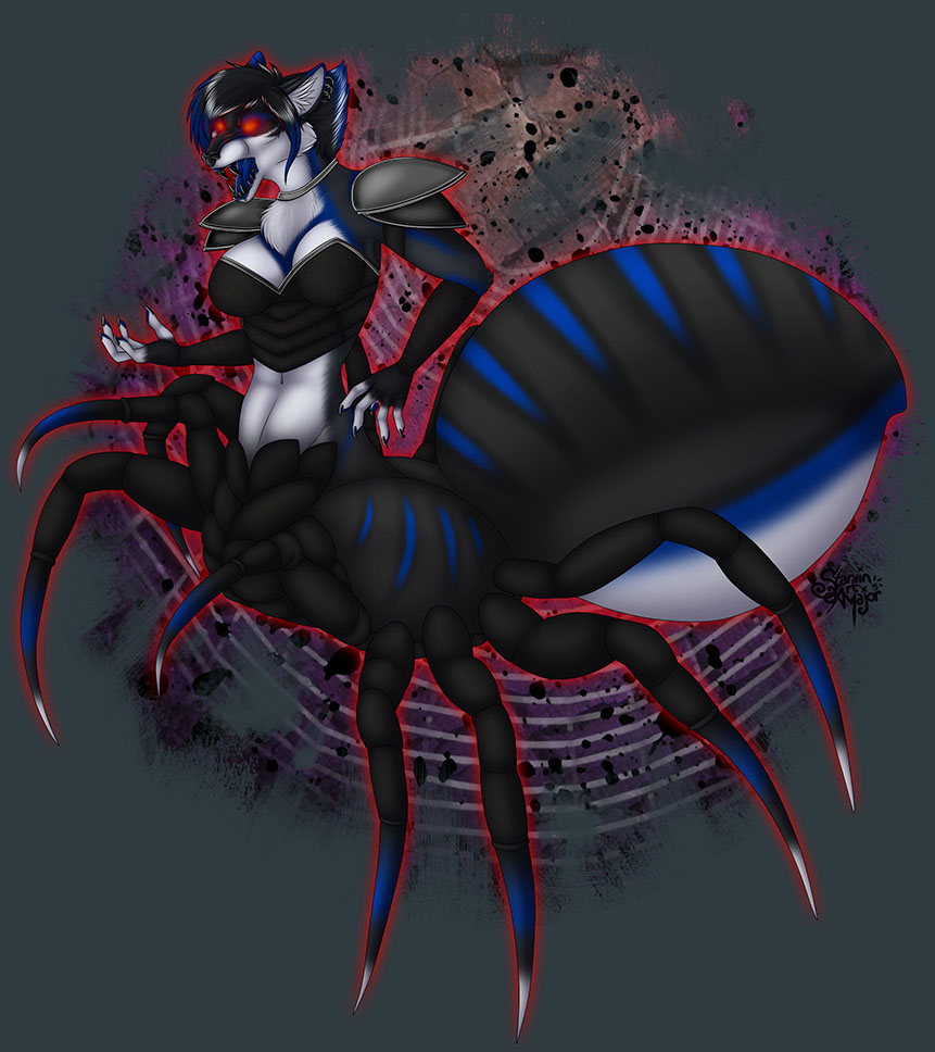 Monsterfy: Drider