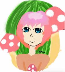 Gift: Mushroom boy