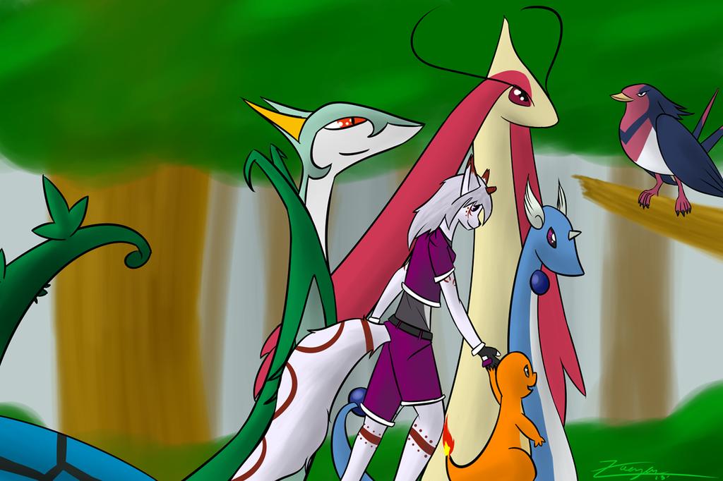 By Zaezar, Pokemon Party!