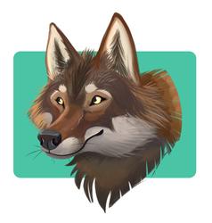 Wolf Spitpaint
