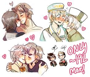 homos kissus