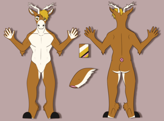 [C]Alpha Wolfie Reference Sheet