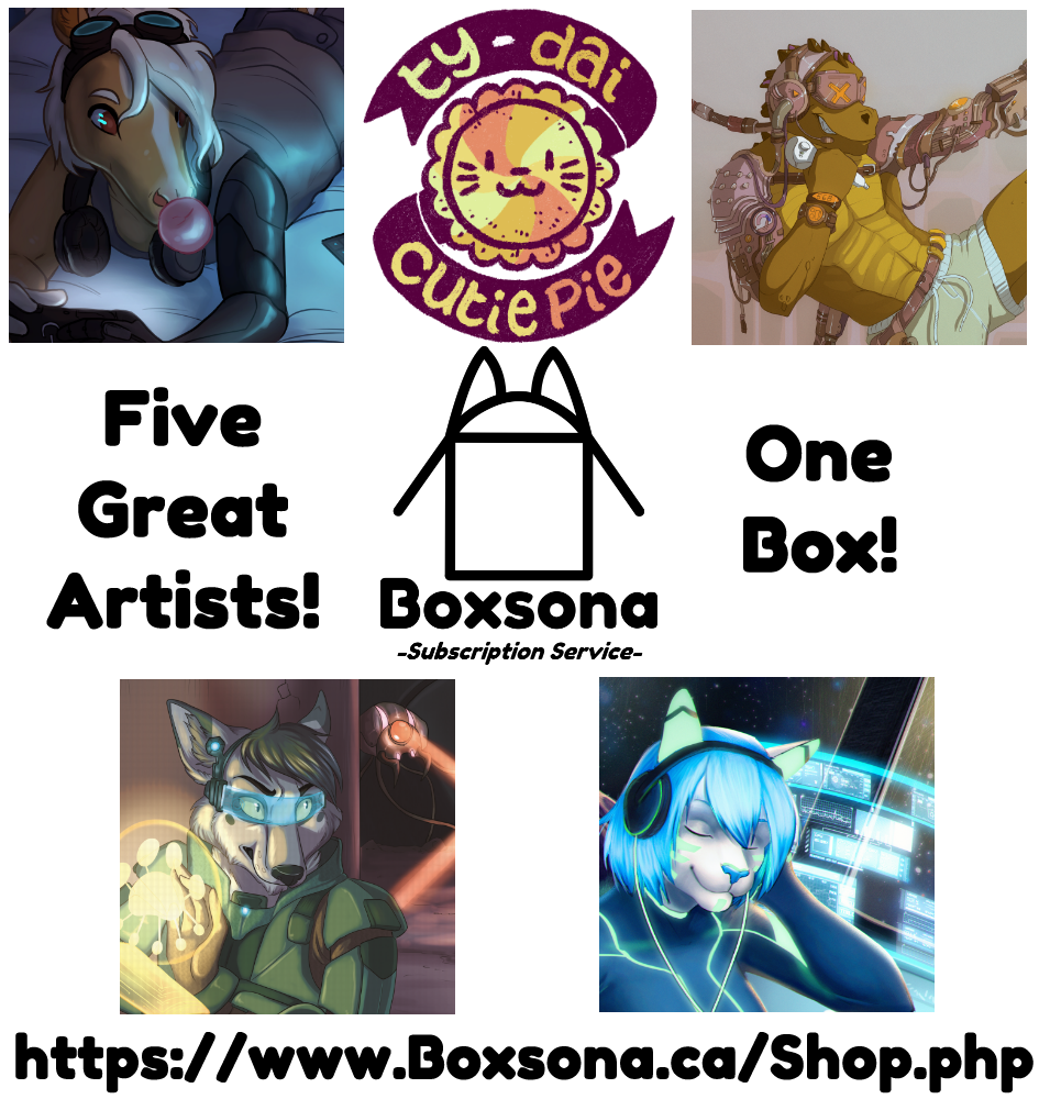 Most recent image: 5 Great Artists in the Tech and Gaming Edition Boxsona!