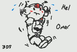 Random Gift art *warriorofthestar86* (3DS)