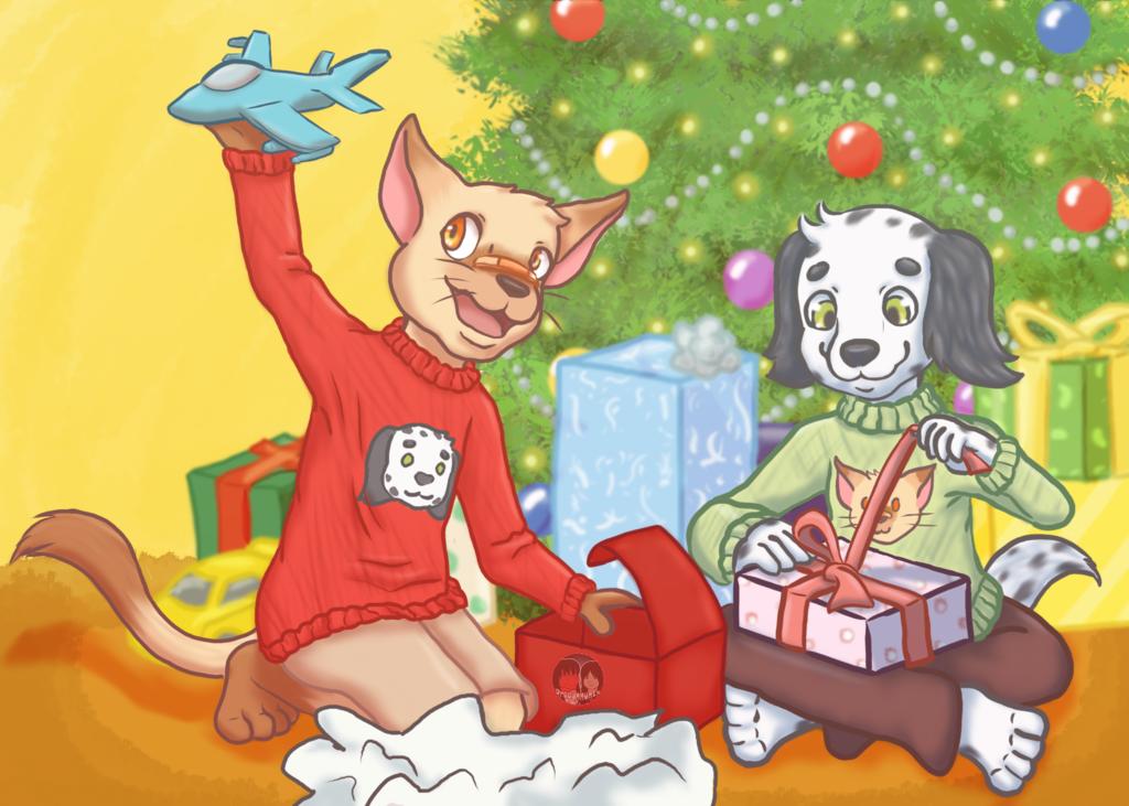 [Secret Santa 2017] KurisuLeon