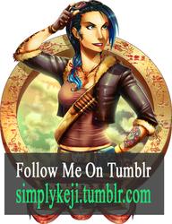 Follow Me On Tumblr!