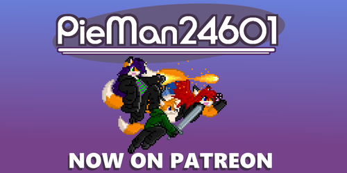Help Me Make Games With Patreon!