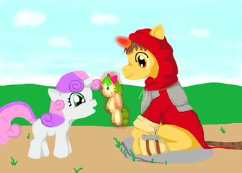 Gift For Sweetie Belle