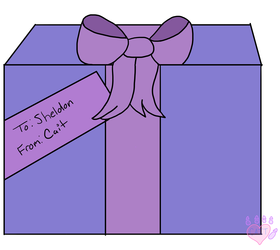 [Day 23] To Sheldon, From Cait
