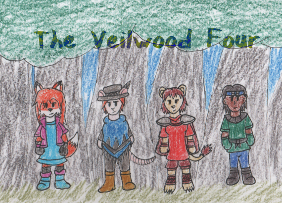 The Veilwood Four