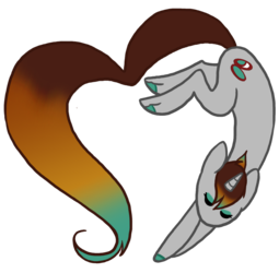 Shimmershade Heart