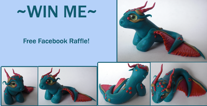 Dragon Sculpture Giveaway