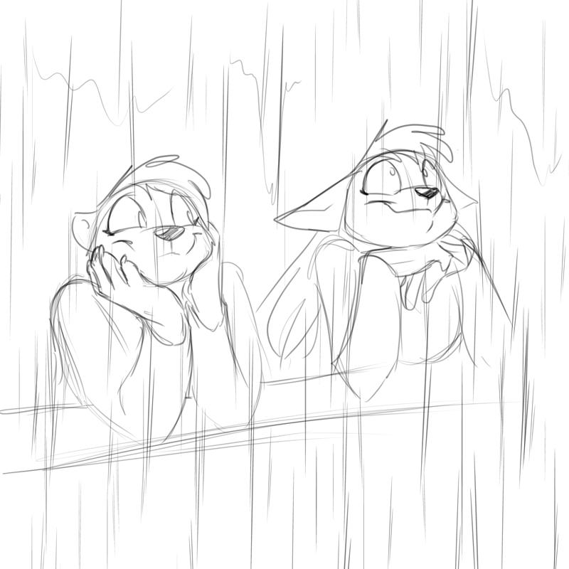 Rainwatching