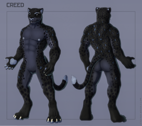 (c) Creed Reference Sheet - RaveInsatiable