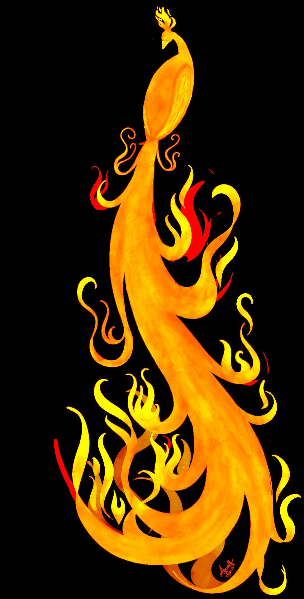 Phoenix [Commission]