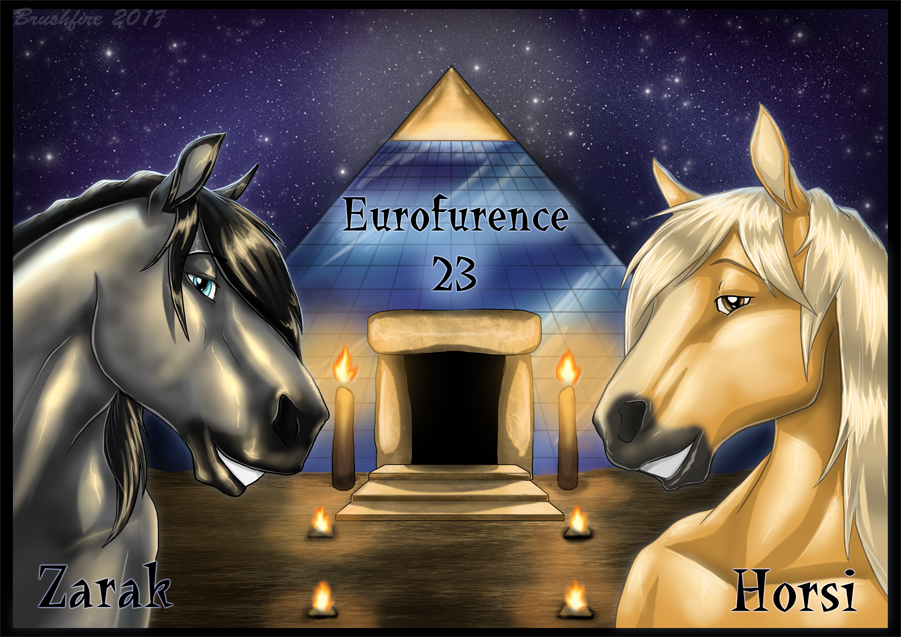 Eurofurence 23 Doorsign Commission