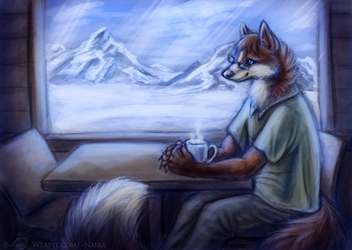 PWYW - Winter Coffee