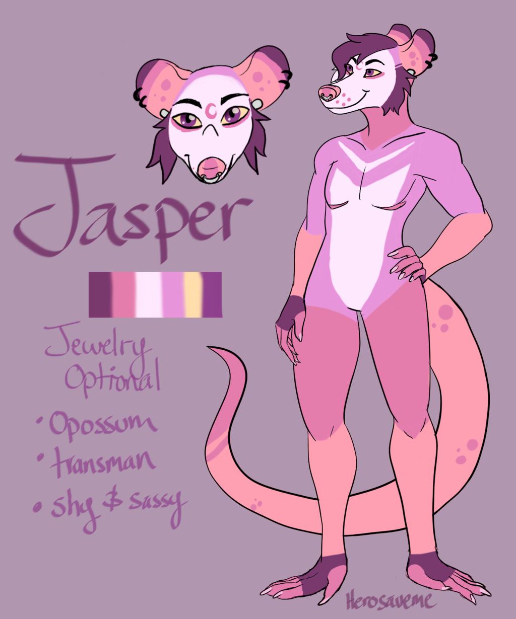 2019 Ref Sheet - Jasper