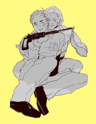 David and Roy