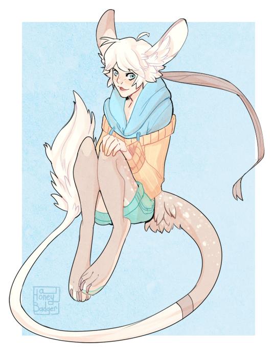 [T] Sweet Tail