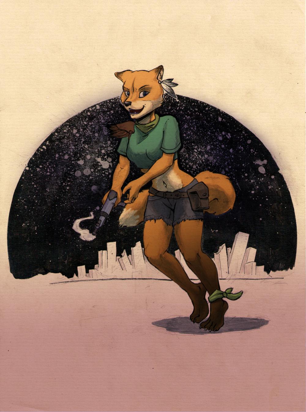 The Apocalypse Fox