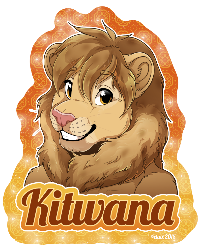 Badge: Kitwana