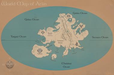 Atlin Map