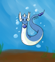#148 Dragonair
