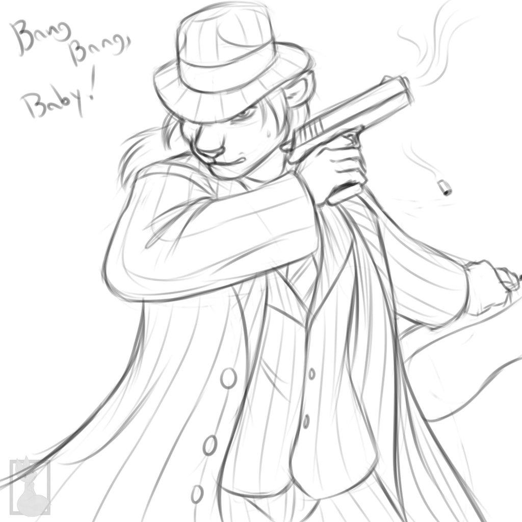 Bang Bang, I Shot You Down