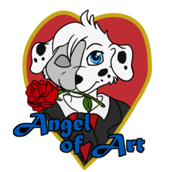 Badge for Angel