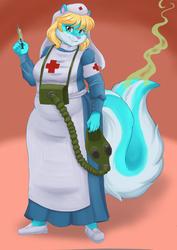 Commission - Nurse Jenna