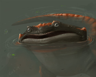 Monster Salamander