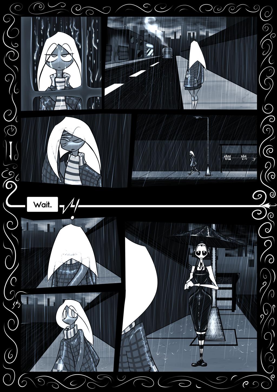 Various Happenings - Stripesocks (Pt.1) [p.01-06]