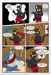 Sonic OC Fanfic Comic - Page 8